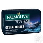 Мыло Palmolive Северный Океан туалетное для мужчин 90г - купить, цены на Novus - фото 1