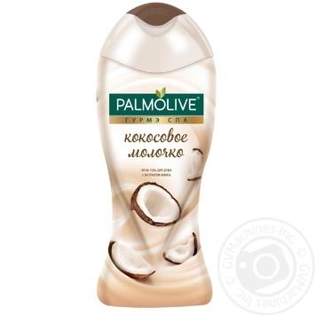 Гель-крем для душа Palmolive Gourmet Spa Кокосовое молоко 250мл - купить, цены на Метро - фото 6