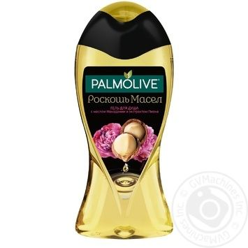 Palmolive Shower gel Luxury Macadamia Oil and Peony 250ml - buy, prices for Furshet - image 1