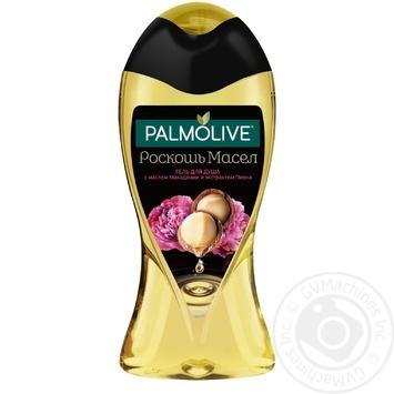Гель для душа Palmolive Роскошь масел с маслом макадамии и экстрактом пиона 250мл