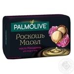 Мыло Palmolive Роскошь Масел с маслом Макадамии туалетное 90г