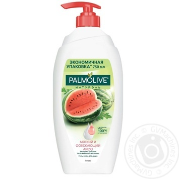 Palmolive Naturals Shower gel Soft and refreshing watermelon 750ml