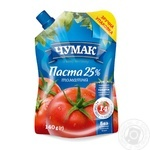 Chumak Tomato Paste 25% 140g