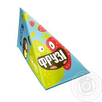 Chumak Fruzi Smoothie Apple and Strawberry Tetra pak 65g - buy, prices for Furshet - image 1