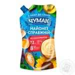 Майонез Чумак Настоящий 72% 550г