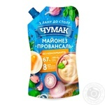 Chumak Mayonnaise Provence 67% 300g - buy, prices for Furshet - image 1