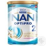 Смесь молочная Нестле Нан 2 сухая для детей с 6 месяцев 400г
