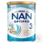 Смесь молочная Нестле Нан 3 сухая для детей с 12 месяцев 800г