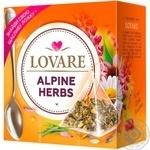Чай Lovare Альпийские травы 15шт*2г