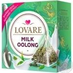 Чай зелений Lovare  Молочний улун 15шт*2г
