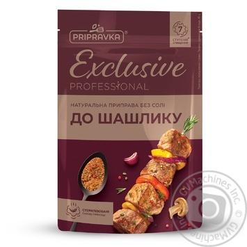 Натуральная приправа без соли для шашлыка Exclusive Professional PRIPRAVKA 45г