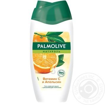 Гель-крем для душа Palmolive Натурэль Витамин С и Апельсин 250мл
