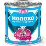 Молоко сгущенное Заречье с сахаром 2% 370г - купить, цены на Novus - фото 1