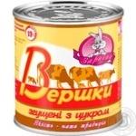 Zarechye Condensed Cream with Sugar 19% 350g