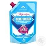 Молоко згущене Заречье Преміум незбиране з цукром 8.5% 270г - купити, ціни на Novus - фото 1