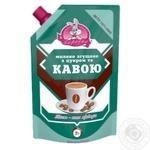 Молоко сгущенное Заречье с сахаром и натуральным кофе 7% 270г