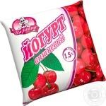 Zarechie Yogurt cherry  1,5% 400g