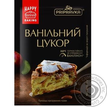 Термостойкий ванильный сахар Pripravka 10г - купить, цены на МегаМаркет - фото 1