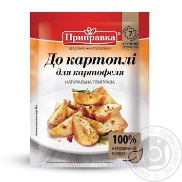 Prypravka Seasoning For Potatoes 30g - buy, prices for Novus - image 1