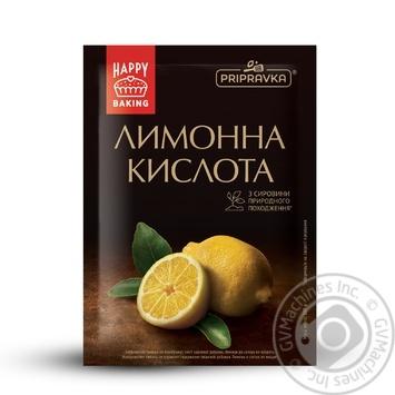 Pripravka Lemon Acid 100g - buy, prices for CityMarket - photo 1