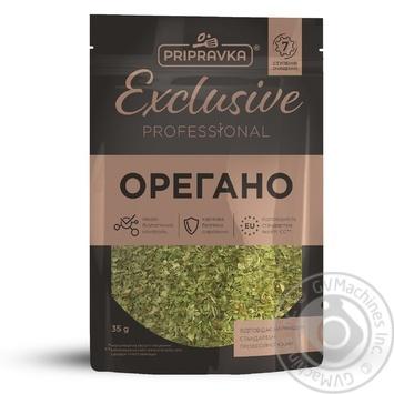 ОреганоPripravka Exclusive Professional 35г - купить, цены на Novus - фото 1