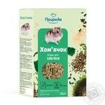 Food for hamsters Priroda Hamster 500g