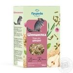 Food for chinchillas Priroda Chinchilla 500g