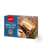 Butter Globino Peasant style sweet cream 73% 180g - buy, prices for Furshet - image 1