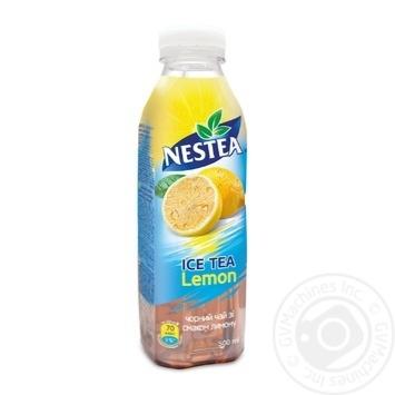 Чай черный холодный Nestea Ice Tea со вкусом лимона 500мл - купить, цены на Восторг - фото 1