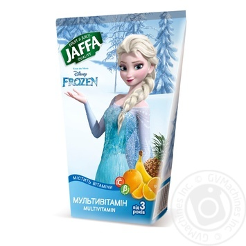 Нектар Jaffa Frozen мультивитаминный 125мл - купить, цены на Фуршет - фото 1