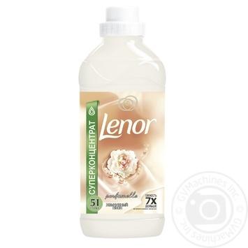 Кондиционер для белья Lenor Parfumelle Жемчужный пион 1,8л - купить, цены на Novus - фото 1