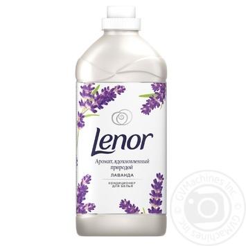 Кондиционер для белья Lenor Лаванда 1,785л - купить, цены на Novus - фото 1