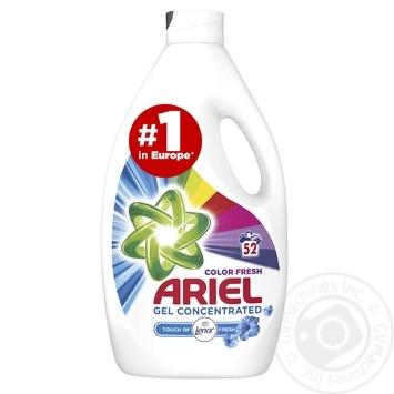 Гель для стирки Ariel Touch of Lenor Fresh 2,86л