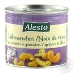 Alesto With Salt Cashews 150g