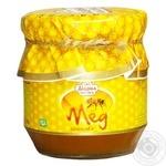 Мед різнотрав'я Дідова пасіка 250г