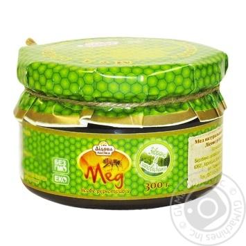 Мед різнотрав'я Дідова пасіка Лісове із заповідника 300г - купити, ціни на Восторг - фото 1