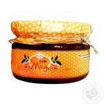 Мед різнотрав'я Дідова пасіка з волоським горіхом 250г