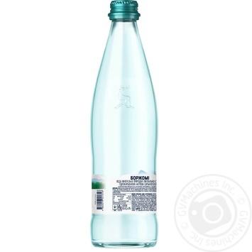 Вода Borjomi мінеральна сильногазована 0,5л - купити, ціни на МегаМаркет - фото 2