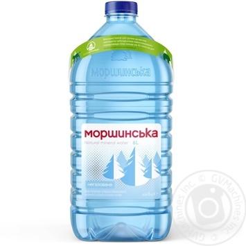 Вода Моршинская негазировання 6л - купить, цены на Novus - фото 1