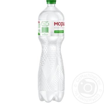Минеральная вода Моршинская природная слабогазированная 1,5л - купить, цены на Восторг - фото 2