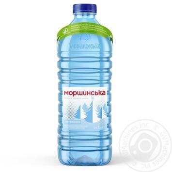 Вода Моршинська природна негазована 3л - купити, ціни на Novus - фото 1