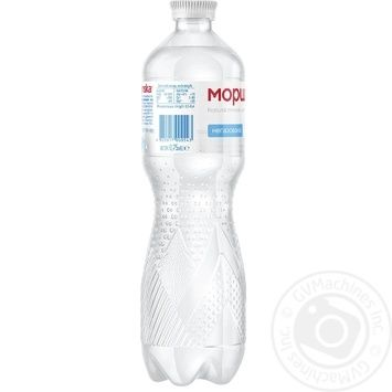 Still natural mineral water Morshynska 0,75l - buy, prices for Novus - image 2