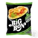 Big Bon Chicken Instant Noodles with Salsa Sauce 75g