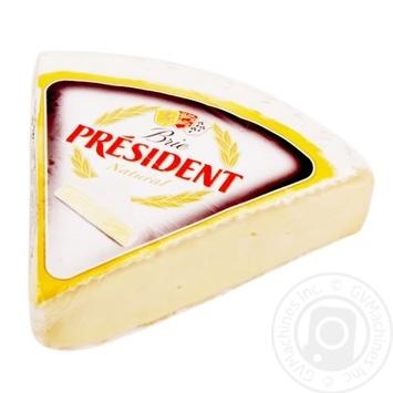 Сир Президент Бри 60%