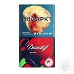 Сигареты Davidoff Reach Fusion - купить, цены на Восторг - фото 2