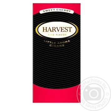 Сигариллы Harvest Club Sweet Cherry 10шт