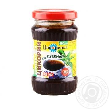 Напиток растворимый Цикоринка со стевией 200г