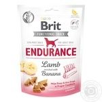 Treats for dogs Brit Functional Snack Endurance 150g (for active dogs)