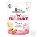 Корм сухой Brit Endurance с ягненком и бананом для собак 150г