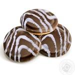 Печиво (ваг) смак капучино Деліція - купить, цены на Восторг - фото 1